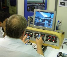 Flight Simulator and Aviation Show